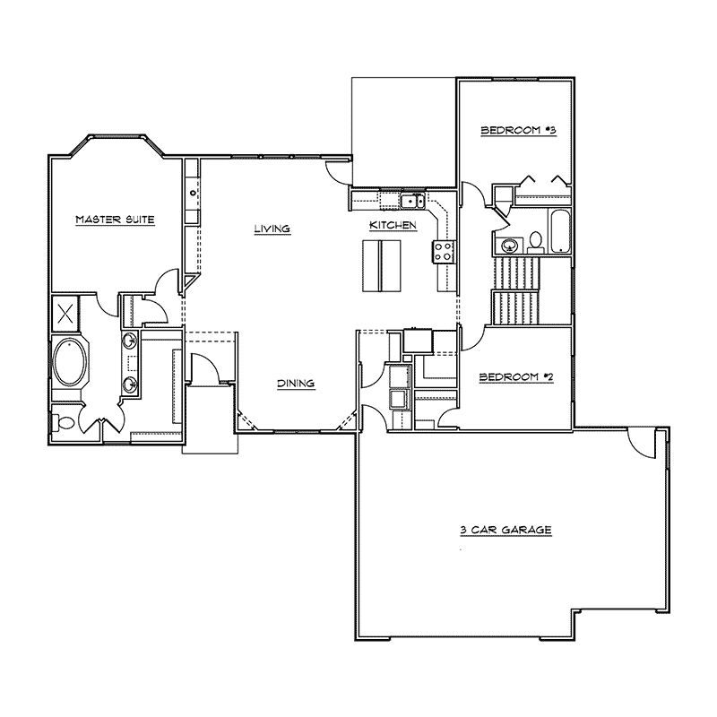 Floor Plans Chapman Custom Homes